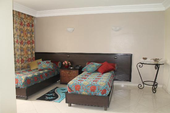 Residence ISNI : Chambre
