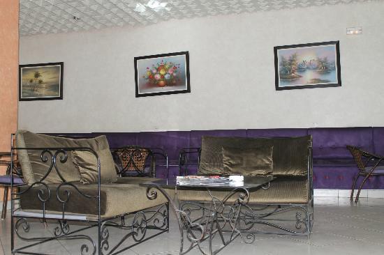 Residence ISNI : Salon