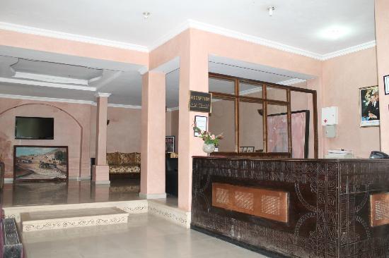 Residence ISNI : Marhaba