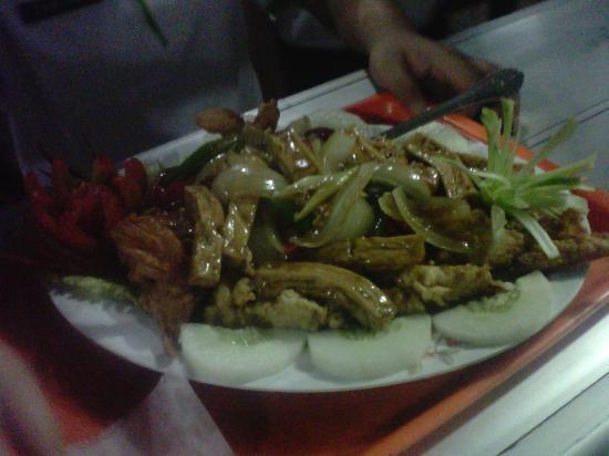 Green Garden Restaurant: Goropa mun tahu