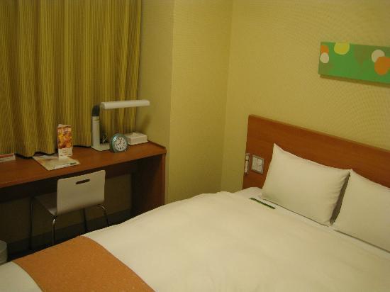Chisun Inn Fukushima Nishi IC: 部屋