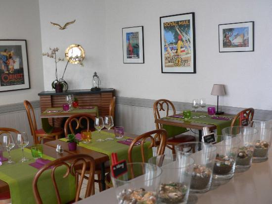 Groix, France: la salle