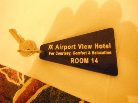 Airport View Hotel: all good things.