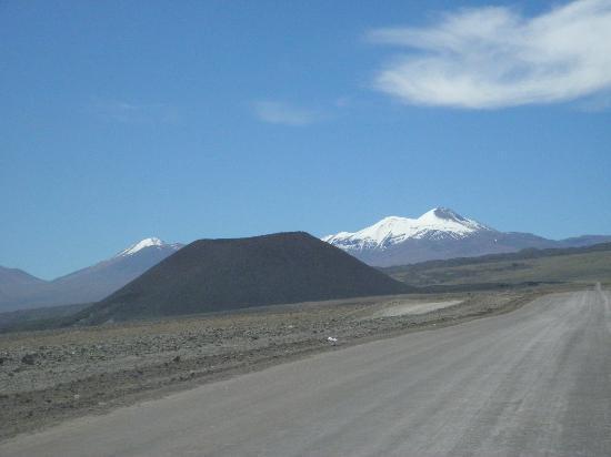 Poruna Volcano