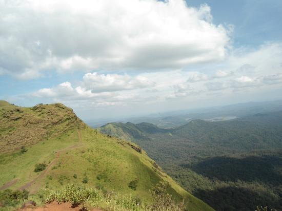 Shimoga, Indien: on the top