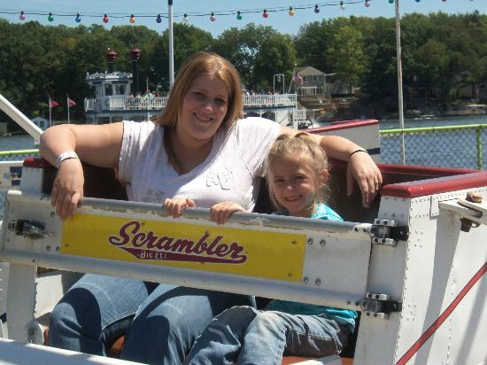 Indiana Beach Amusement Resort: Scrambler