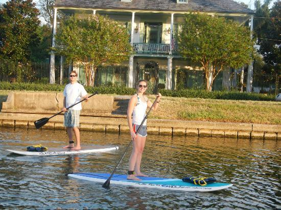 NOLA Paddleboards