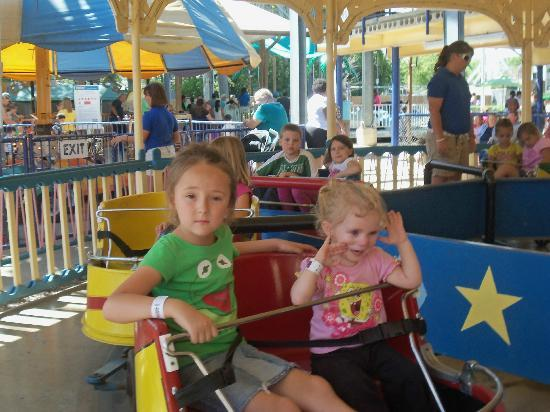 Indiana Beach Boardwalk Resort: Kiddie Land