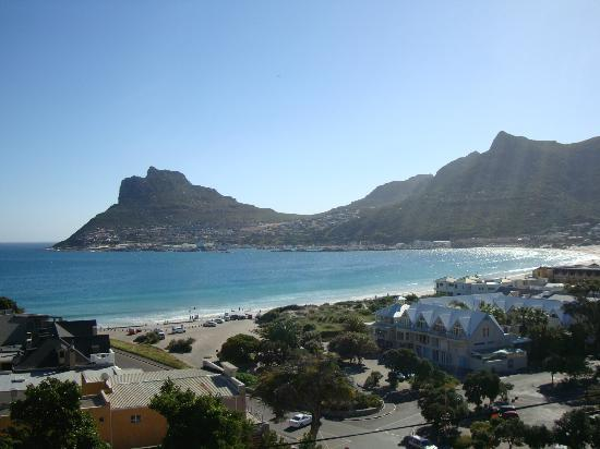 House Cherry: View of Hout Bay from balcony