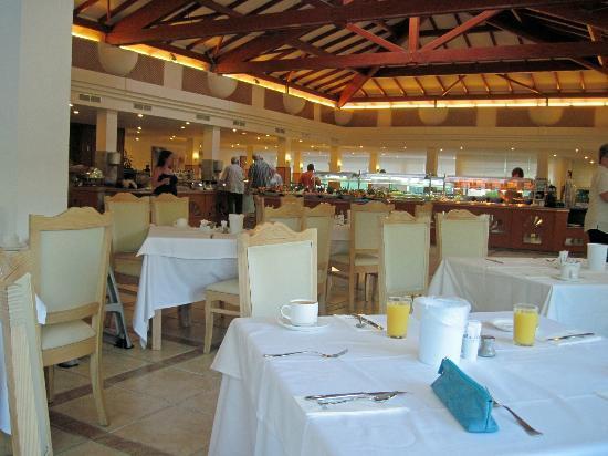 Prinsotel La Dorada: Dining Room