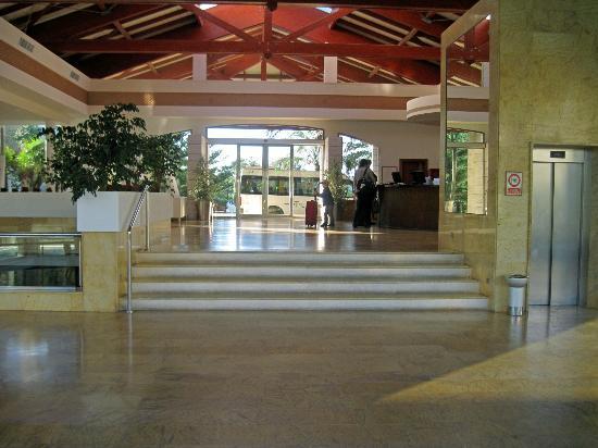 Prinsotel La Dorada: Lobby