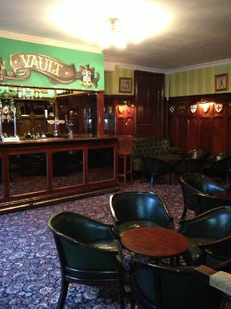 bar downstairs picture of wroxall abbey hotel amp estate