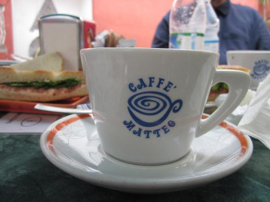 Caffe Matteo: Coffee and Panini