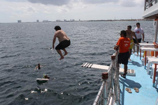 Dancer Cruise: Diving Board