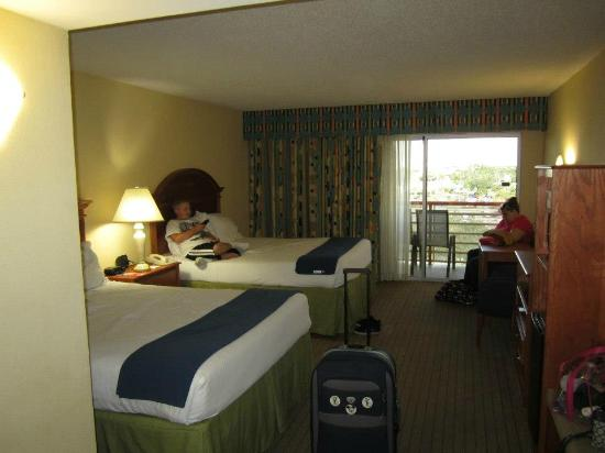 Comfort Inn Orlando/ Lake Buena Vista: 2 Queen beds room