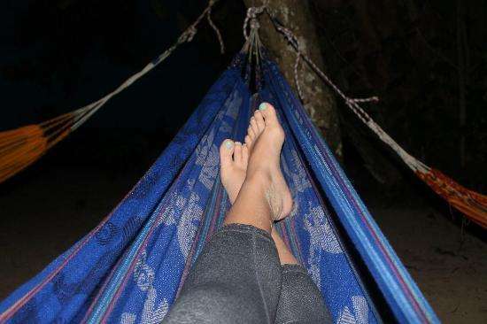 Palmar Beach Lodge: hammock
