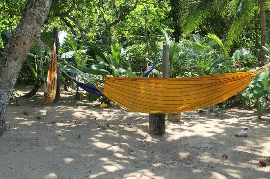 Palmar Beach Lodge: hammocks