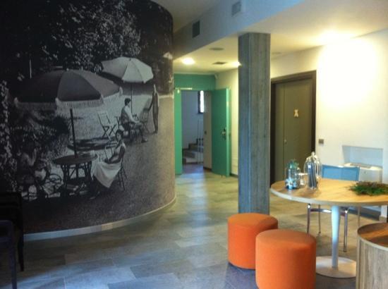 Rivanazzano Terme, Italia: hall
