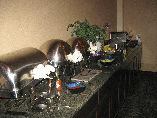 Hotel Utica: Breakfast