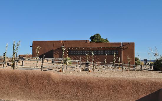 Coronado Historic Site: Museum and gift shop.