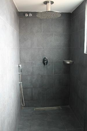 The Panams: Rainfall shower