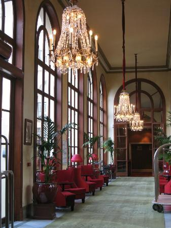 Hotel Barriere Le Royal Deauville: Also lobby