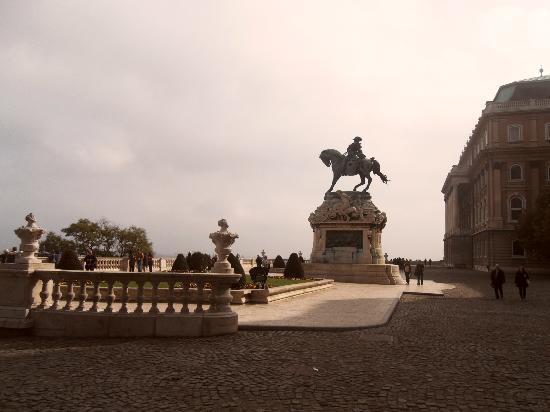 Castillo de Buda - Palacio Real: Buda Castle