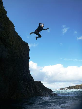 Coasteering NI - Private Tours