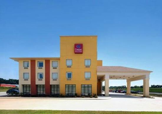 Comfort Suites Jackson Cape Girardeau Beautiful Hotel Less Than 5 Years Old