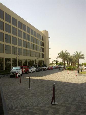 Centro Sharjah: фасад