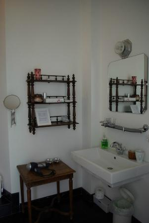 Aurelio Aquilone B&B: Bath room of Suite Hammam