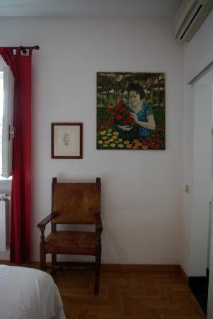Aurelio Aquilone B&B: Nice picture in Suite Hammam