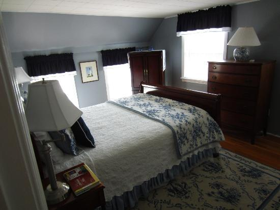 Whalewalk Inn & Spa: Barn Suite Room