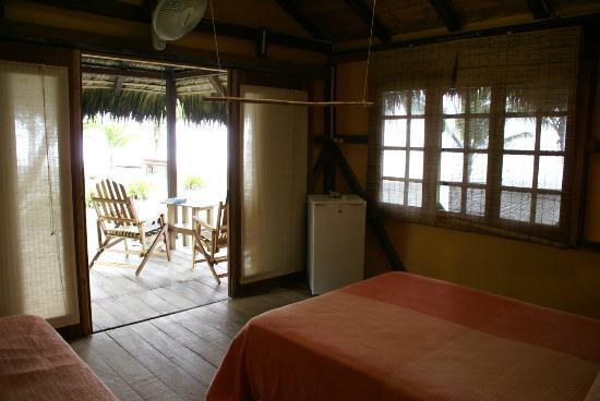 Cabanas Las Pigualas: Room