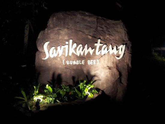 Sarikantang Resort & Spa: Entrance