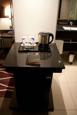 Eka Hotel Nairobi Superior Bed Mini Bar