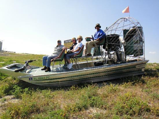 Back Country Airboat Tours