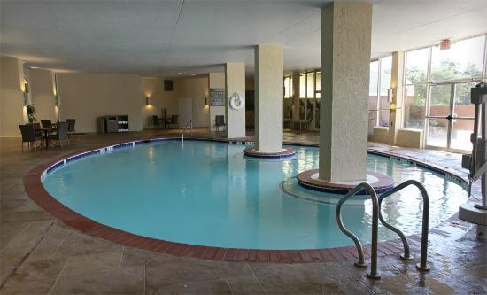 Indoor Pool - Picture of Embassy Suites by Hilton Dallas - Market ...
