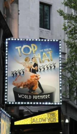 Top Hat London - Aldwych Theatre