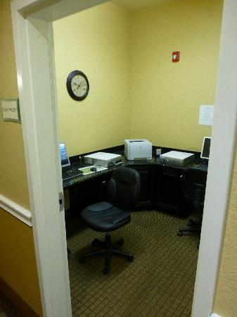 La Quinta Inn & Suites Vicksburg: Work room