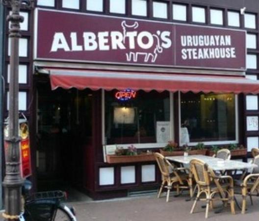 Alberto's Carreta Uruguayan Steak House - Amsterdam