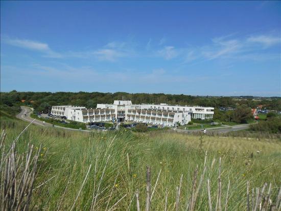 Golden Tulip Beach Hotel Westduin Vlissingen: hotel westduin