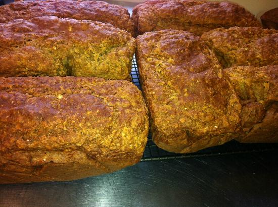 Ariel House: Homemade Brown Bread