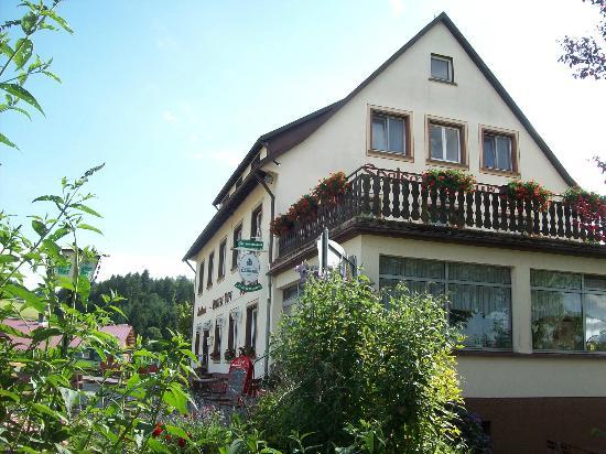 Gasthaus und Pension Hintere Hofe