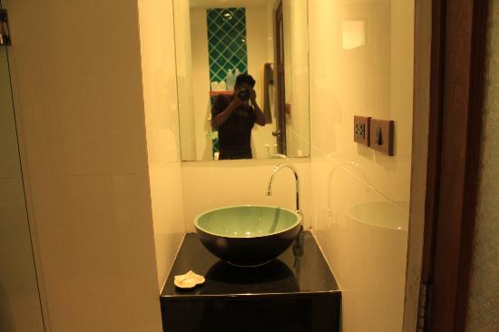 بي بي إيراوان بالمز ريزورت: Toilet 