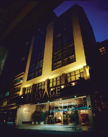 Elevage Buenos Aires Hotel: Fachada