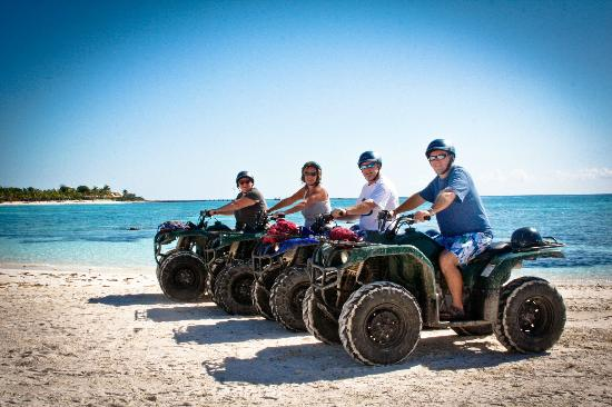 Barcelo Maya Colonial: ATV Fun