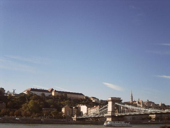 Danube River: Budapest by boat