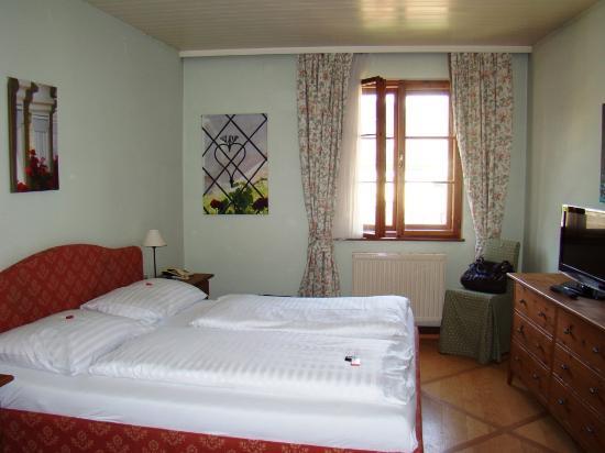 Renaissancehotel Raffelsbergerhof: The room