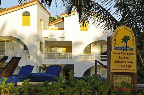 Caribbean Villas Hotel: Caribbean Villas